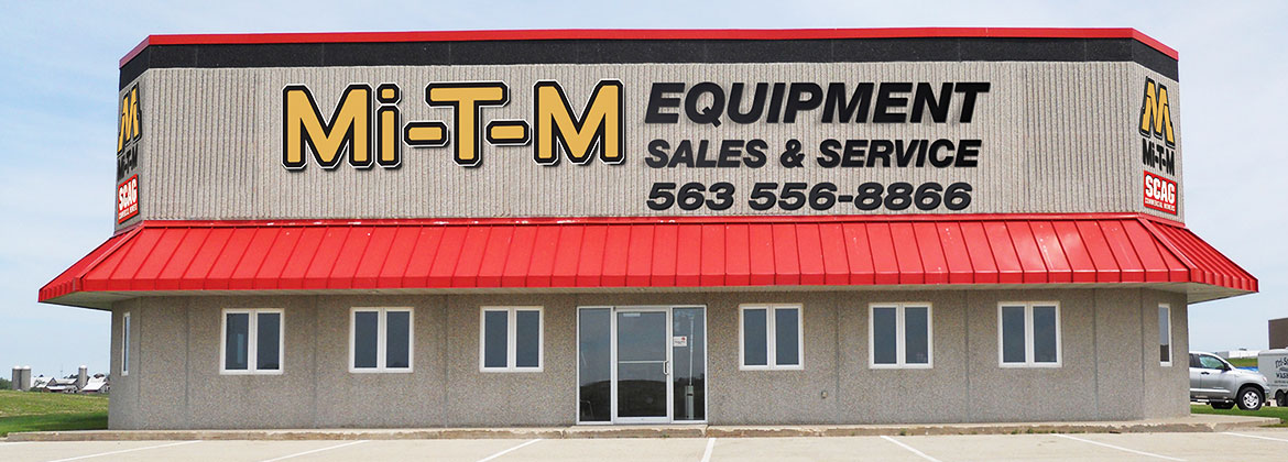 Mi-T-M Sales and Equipment - Peosta, Iowa